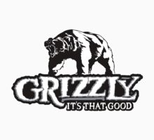 Grizzly Smokeless Taobacco | Unisex T-Shirt