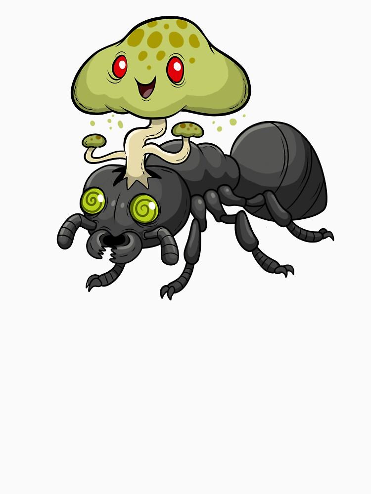 Cordyceps Ant | Unisex T-Shirt