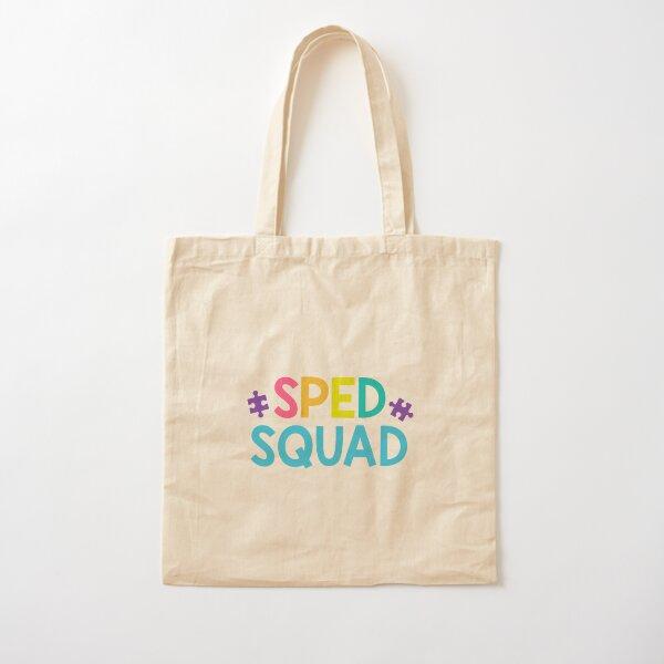 IEP I Encourage Progess Tote Bag Special Education Tote Bag SPED Tote Bag SPED Teacher Tote Bag