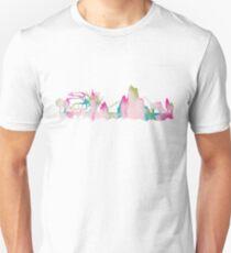Orlando Animal Theme Park Inspired Skyline Silhouette Unisex T-Shirt