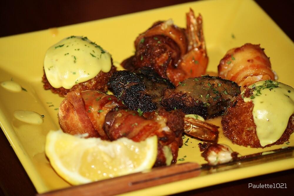 Seafood Sampler by Paulette1021