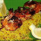 «Shrimp and Rice Dinner» de Paulette1021