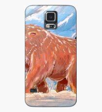 Realistic Mamoswine & Swinub Case/Skin for Samsung Galaxy