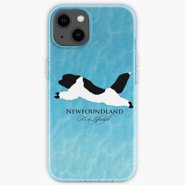 Landseer Newfoundland - It's a Lifestyle iPhone Soft Case