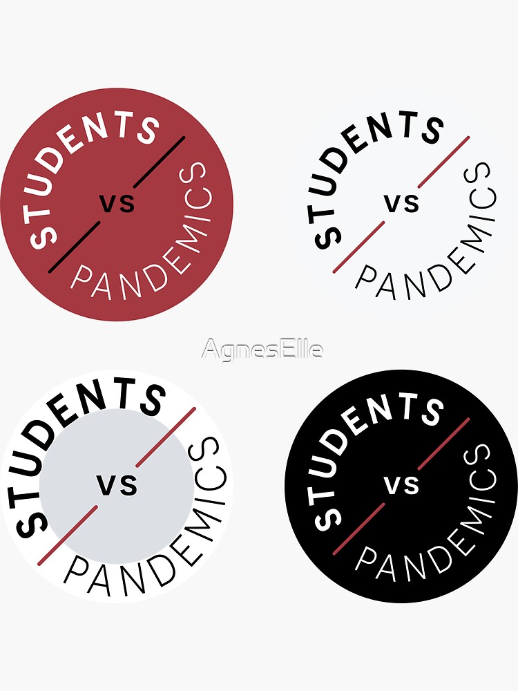 Students vs Pandemics Pack by AgnesElle