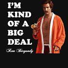 "Ankermann - Ron Bergunder - ""Big Deal"" von grayagi"
