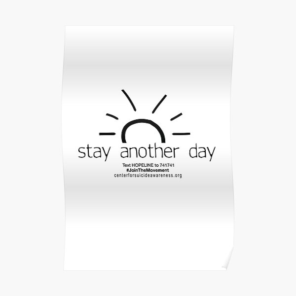Stay Another Day Poster