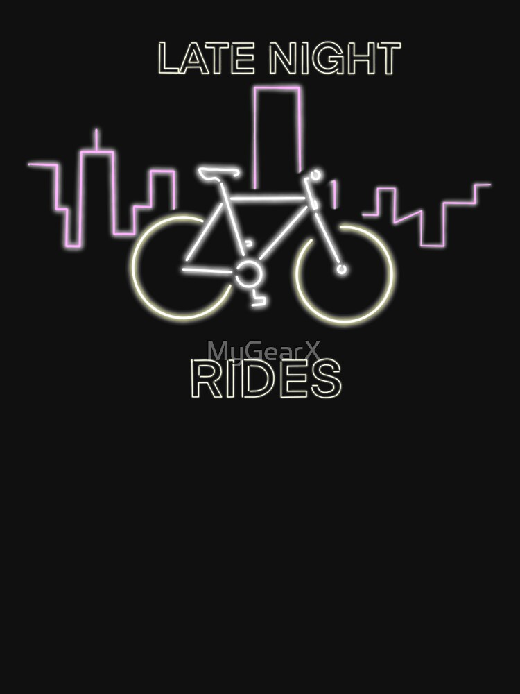 Late Night Rides V1 (Neon Signs) by MyGearX
