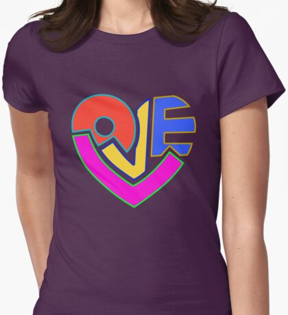 Love Heart T-Shirt