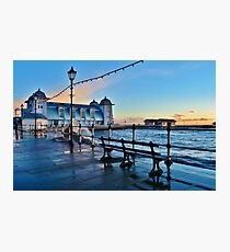 Penarth Pavilion   Photographic Print