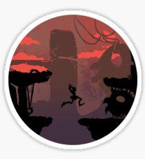 Abe's Oddysee Sticker