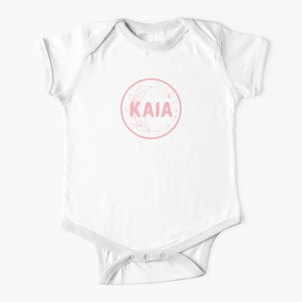 Kaia Short Sleeve Baby One-Piece