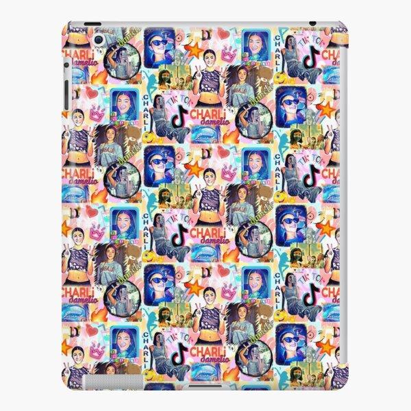 charli damelio, diseño genial Funda rígida para iPad