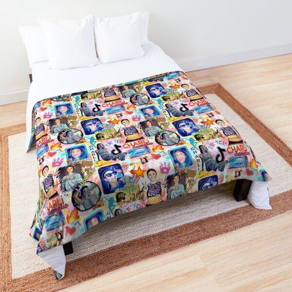 charli damelio , cool design Comforter