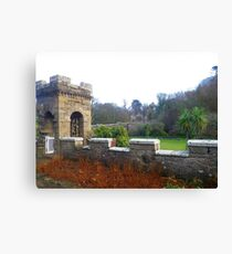 Culzean Castle Scotland Canvas Print