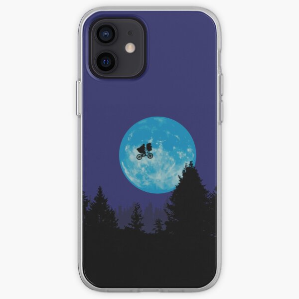 E.T. the Extra-Terrestrial  iPhone Soft Case
