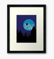 E.T. the Extra-Terrestrial  Framed Print