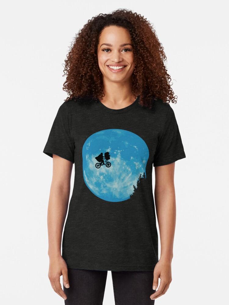 Alternative Ansicht von E.T. the Extra-Terrestrial  Vintage T-Shirt