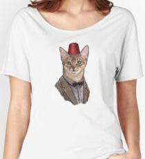 11th Doctor Mew Women's Relaxed Fit T-Shirt