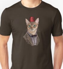 11th Doctor Mew Unisex T-Shirt