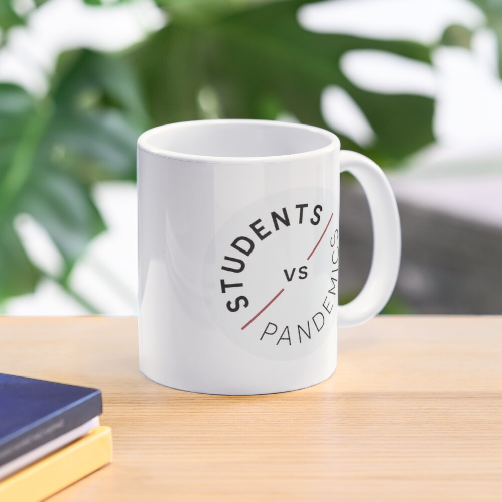 Students vs Pandemics Mug
