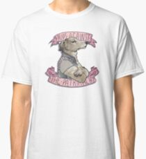 Pups Against the Patriarchy  Classic T-Shirt