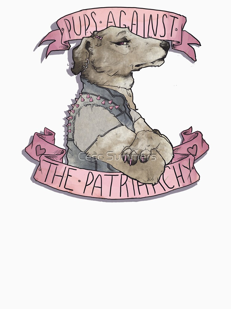 Pups Against the Patriarchy  | Unisex T-Shirt