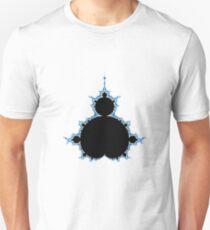 Mandelbrot Fractal Unisex T-Shirt