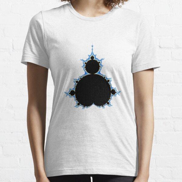 Mandelbrot Fractal Essential T-Shirt