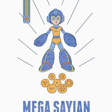 Mega Sayian by ssliwa1
