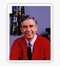 Mr.Rogers Sticker