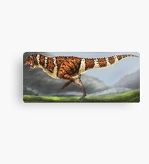 Carnotaurus Restored Canvas Print
