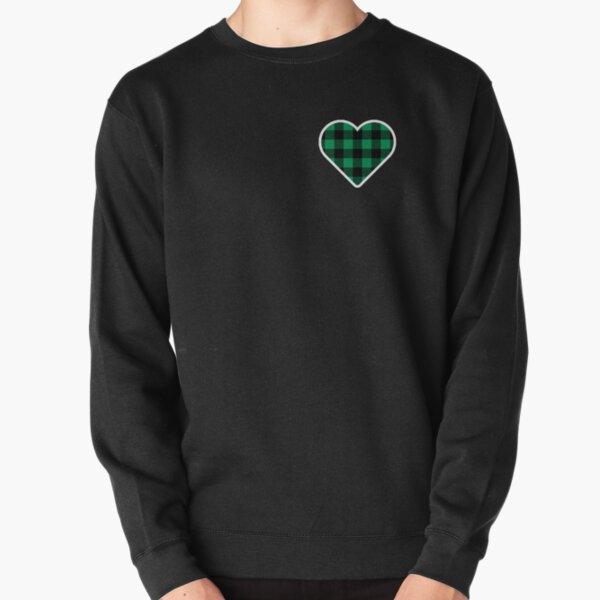 Lumberjack - Kelly/Black Pullover Sweatshirt