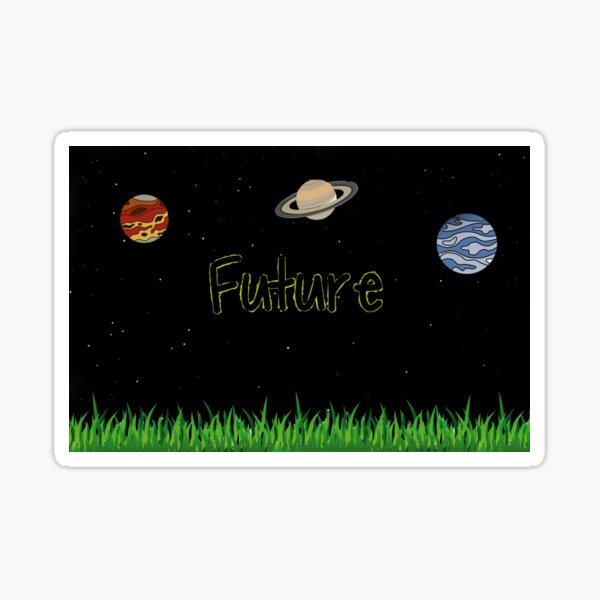 My Future Sticker