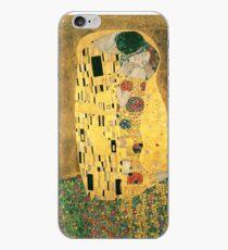 Klimt's The Kiss iPhone Case