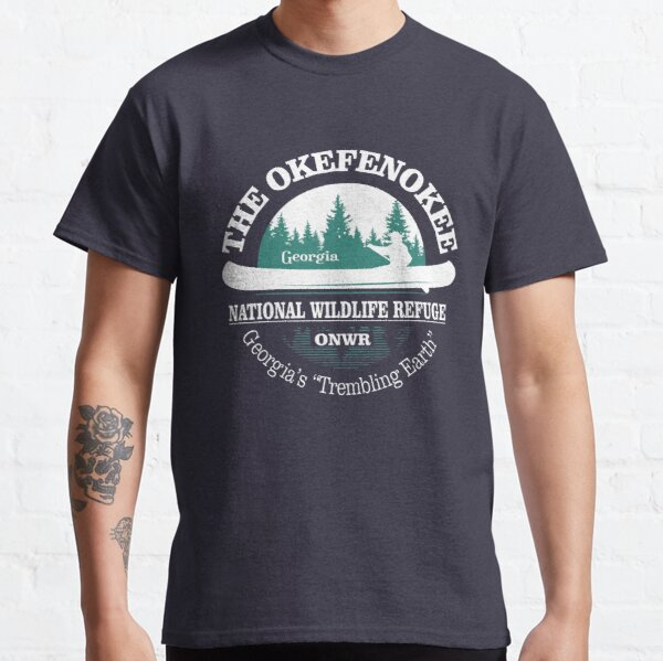The Okefenokee (CT) Classic T-Shirt
