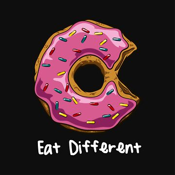 Eat Different by theduc