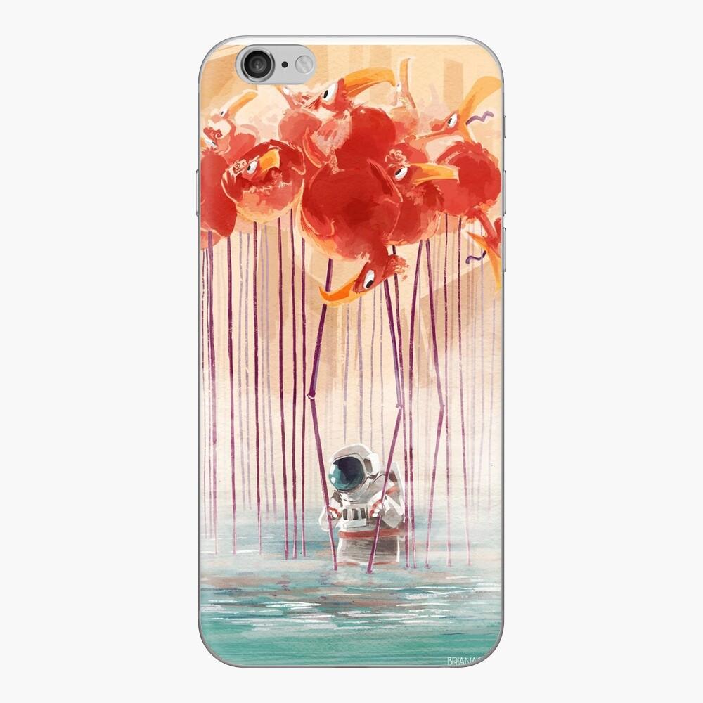 Spacebirders iPhone Skin