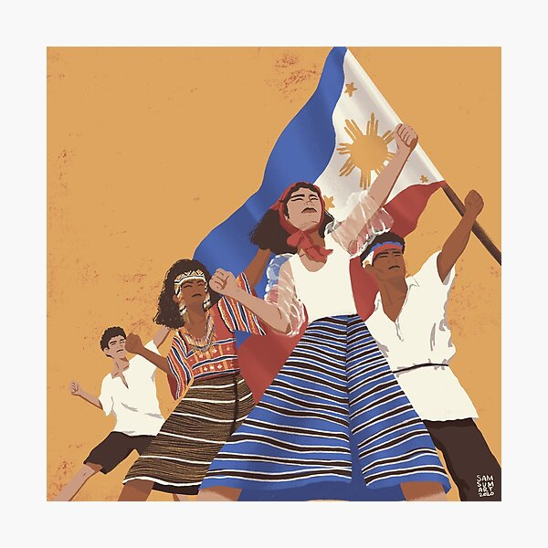 Philippine Independence Photographic Print