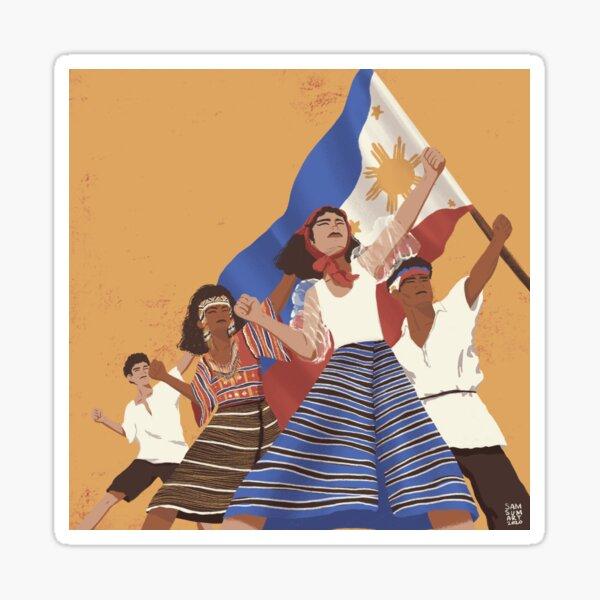 Philippine Independence Sticker