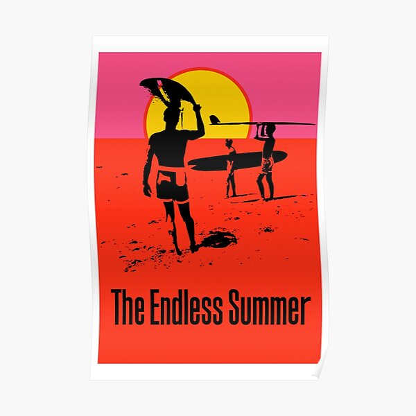 The Endless Summer (1966) - Full Poster
