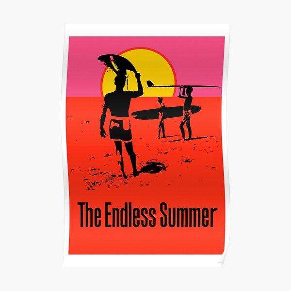 The Endless Summer (1966) - Full Poster