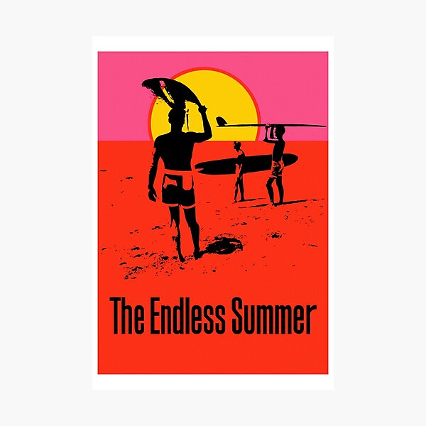 The Endless Summer (1966) - Full Photographic Print
