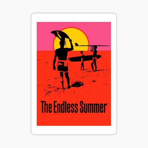 The Endless Summer (1966) - Full Sticker