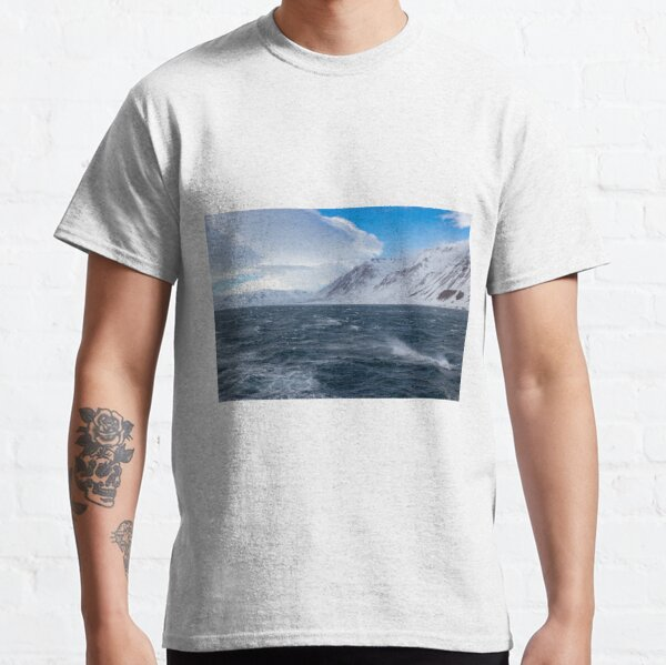 High Winds, Rough Sea Classic T-Shirt