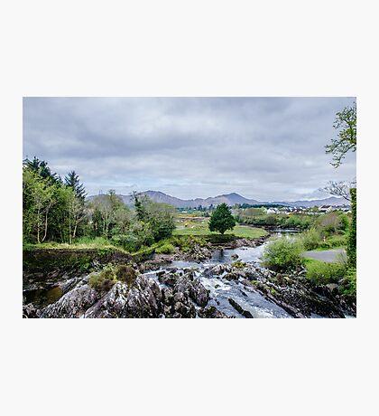 Flowing Through Sneem Photographic Print