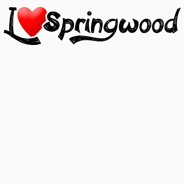 I ❤ Springwood by Timmo