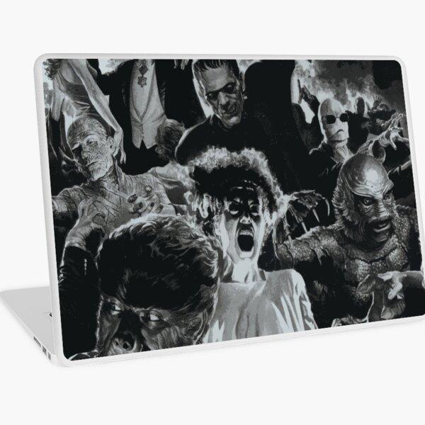 Classic Horror Laptop Skin