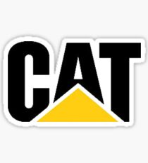 Caterpillar DIESEL Sticker