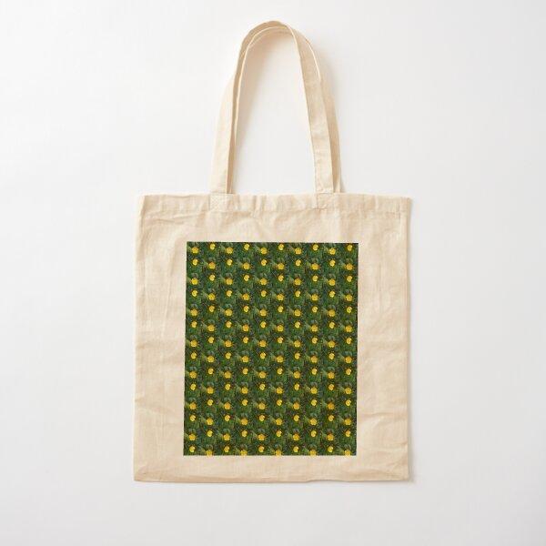 Buttercups Cotton Tote Bag